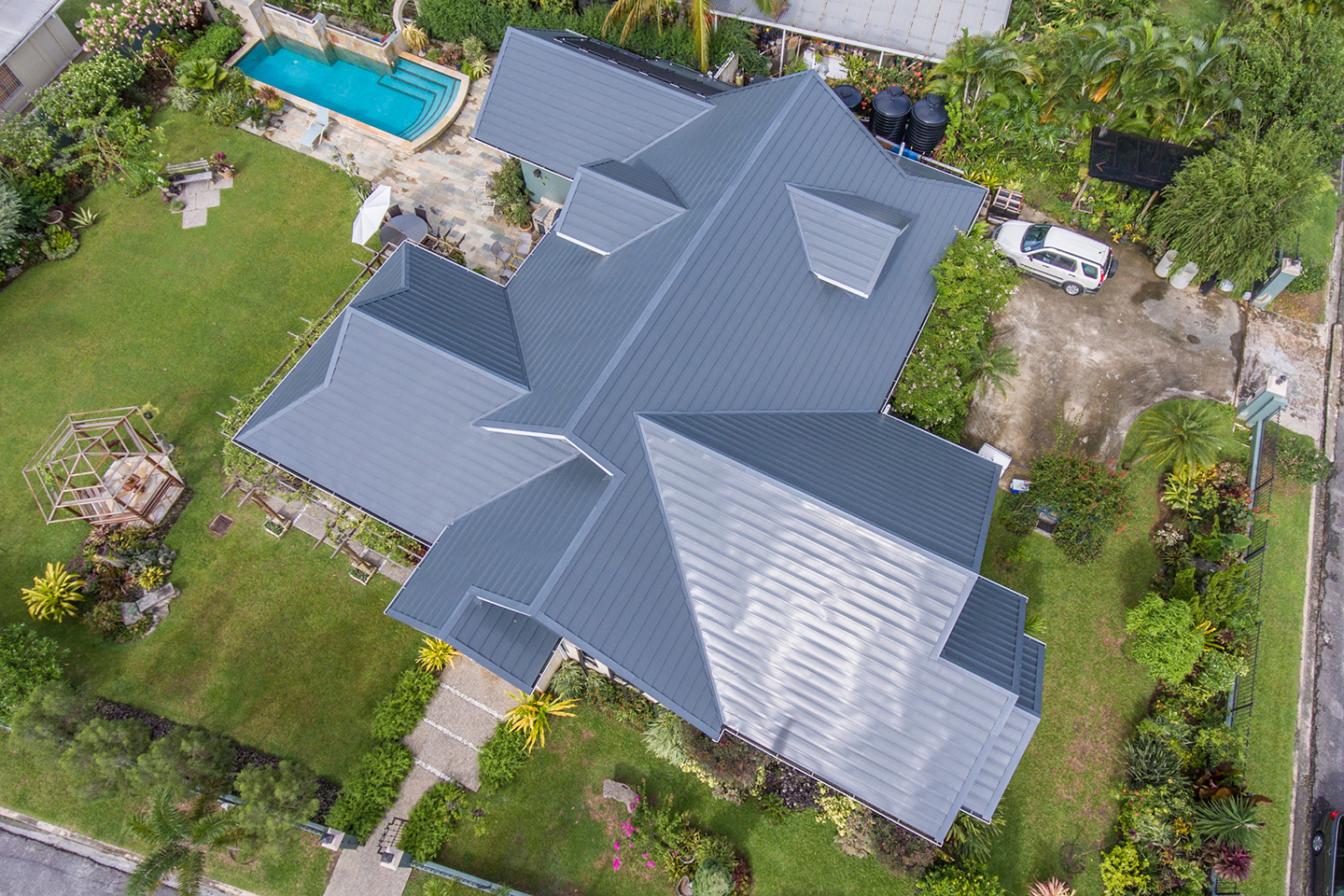 Roof Systems Trinidad And Tobago