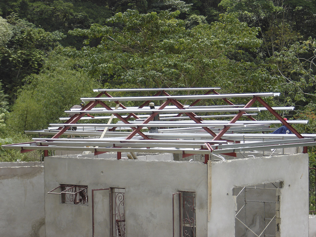 Structural Framing Systems : Structural roof framing systems