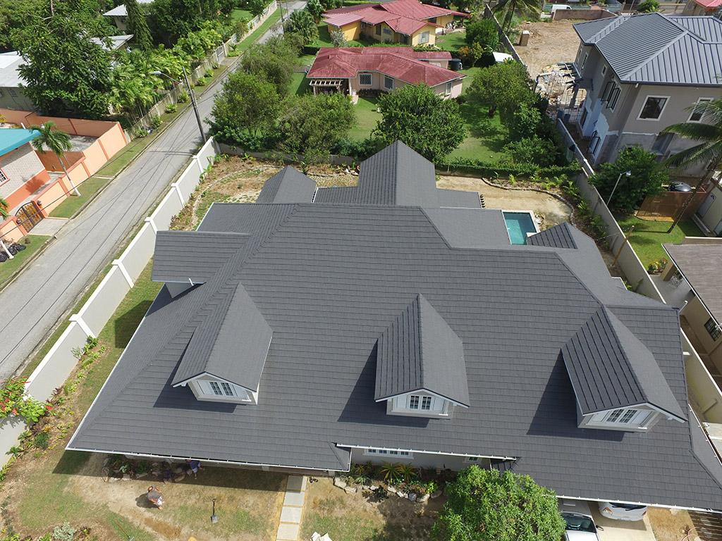 Lightweight Framing Amp Metrotile Shingle Roof Systems