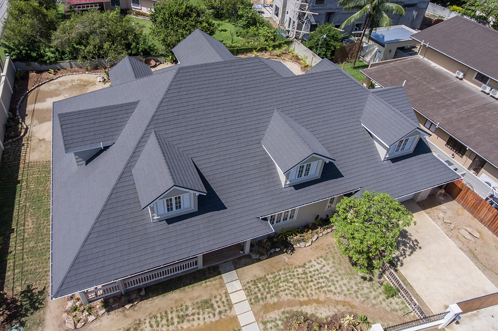 Lightweight Framing Amp Metrotile Shingle Roof Systems
