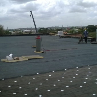 Waterproofing Works – Roof Systems