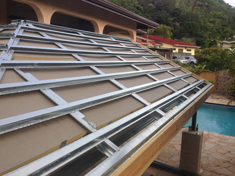 Lightweight Roof Framing Roof Systems