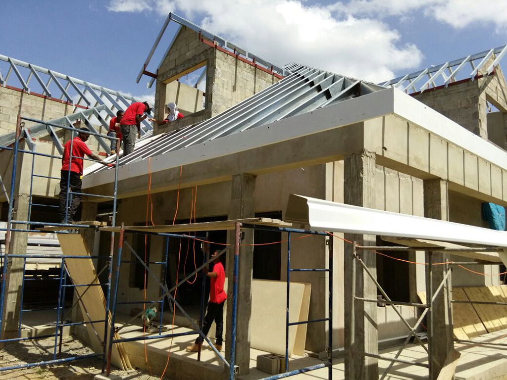 Roof Systems – Trinidad and Tobago